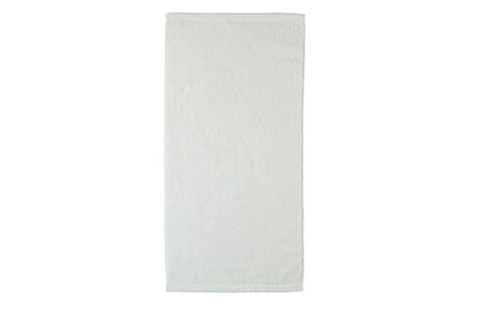 Handtuch Lifestyle uni in weiß, 50 x 100 cm