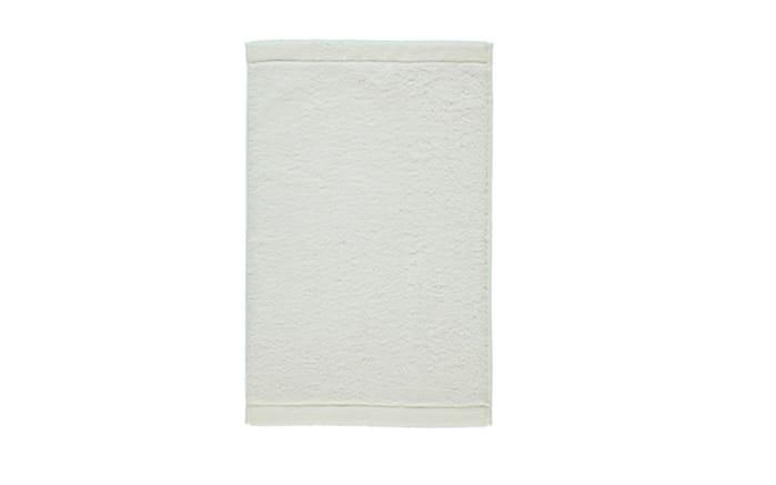 Gästetuch Lifestyle uni in weiß, 30 x 50 cm