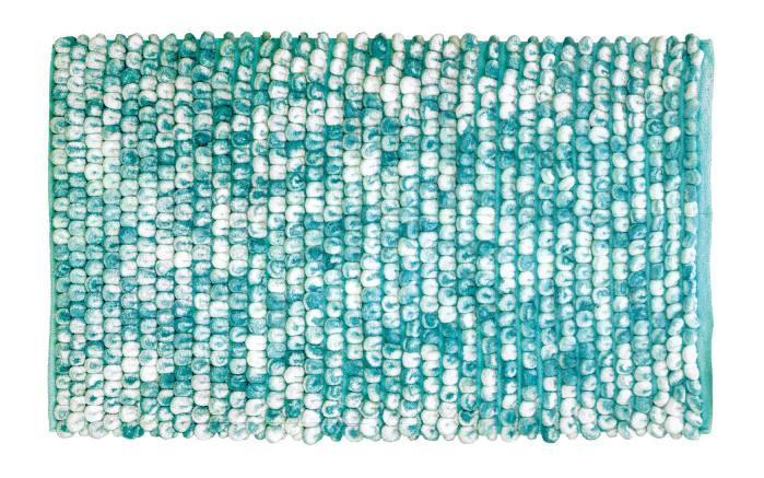 Badteppich Türkis badteppich marseille in türkis 60 x 60 cm bei hardeck entdecken