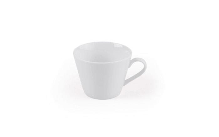Kaffeetasse Simply Fresh in weiß, 0,26 l