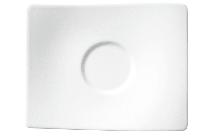 Kaffeeuntertasse New Wave, 18 x 15 cm