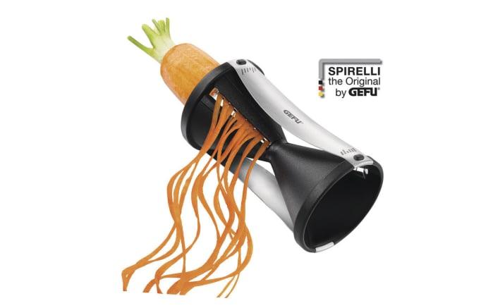 Spiralschneider Spirelli 2.0 in schwarz