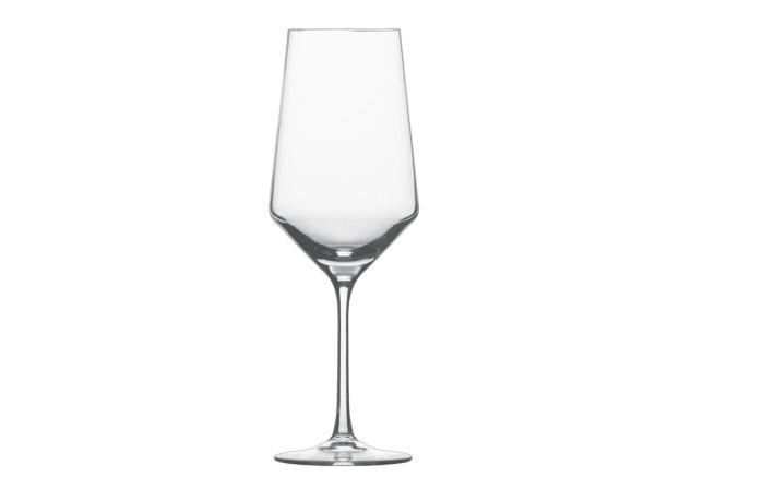Bordeauxpokal Pure in klar, 680 ml