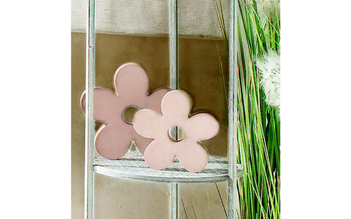 Deko-Blume in rosa 16 cm