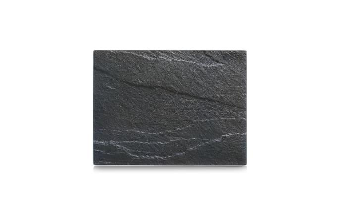 Glasschneideplatte 26257 mit Motiv: Schiefer