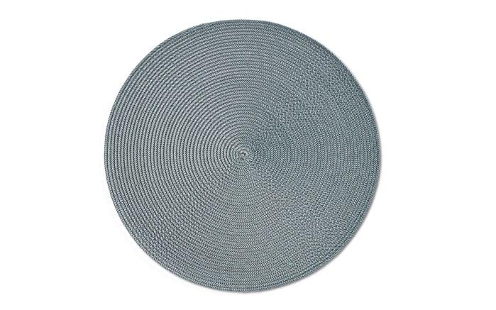 Tischset Twist in mint, 38 cm