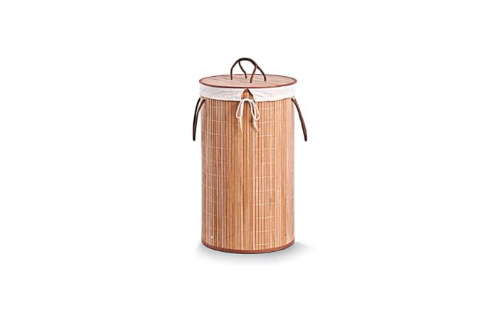 Wäschesammler Bamboo in natur