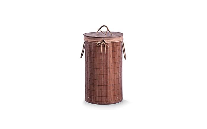 Wäschesammler Bamboo in braun