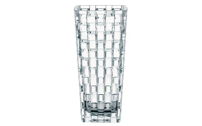 Vase Bossa Nova aus Glas, 16 cm