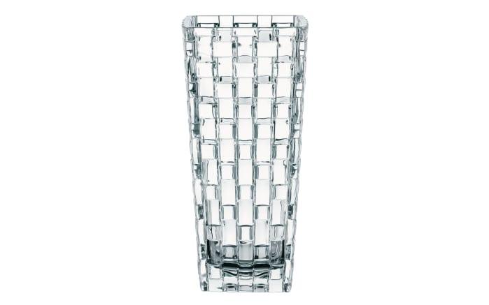 Vase Bossa Nova aus Glas, 20 cm