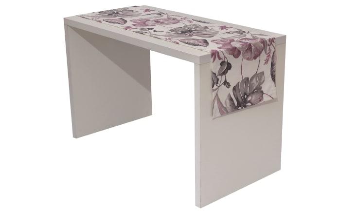 Tischläufer Passion in altrosa, 40 x 150 cm