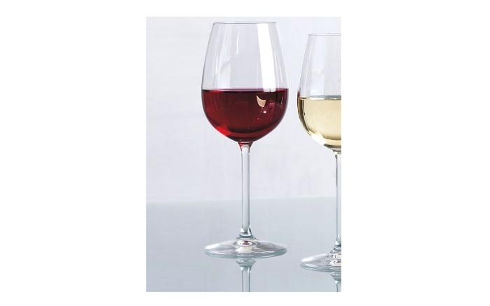 Rotweinglas Life