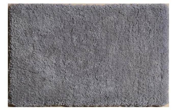 Teppich Shaggy Elegance in grau, 80 x 150 cm