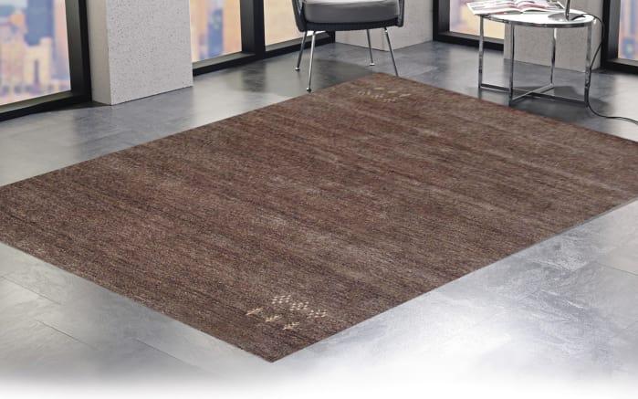teppich gabbeh loomi in rost 40 x 60 cm online bei hardeck kaufen. Black Bedroom Furniture Sets. Home Design Ideas
